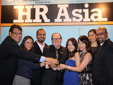 QNET's Parent Company Bags HR Asia Award Again