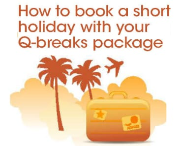 How to Book Holiday Through QBreaks