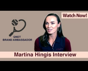 QNET Martina Hingis Interview