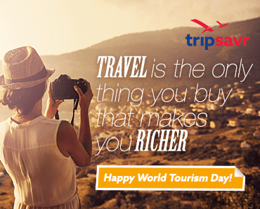 Tripsavr World Tourism Day