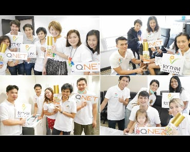 QNET Thailand Continues To Help The Elderly Through Weekend CSR Activity