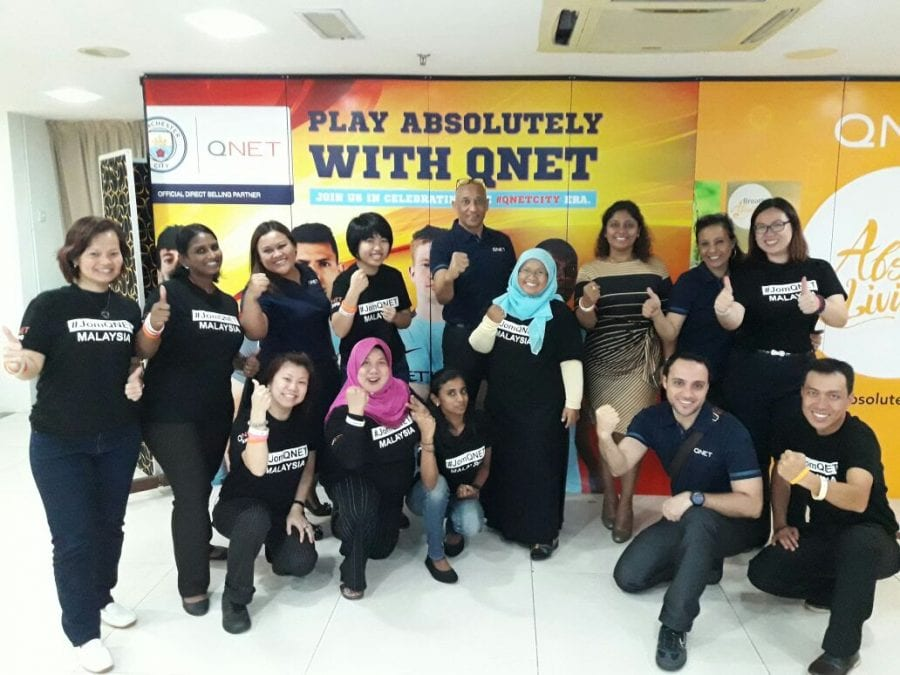 QNET Malaysia Absolute Living Expo 2017 (3)