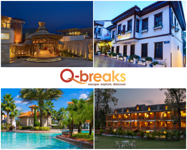 Honeymoon Destinations Now At Your Fingertips With Q-breaks Xplore I