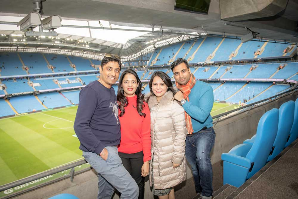 qnet achievers at etihad stadium