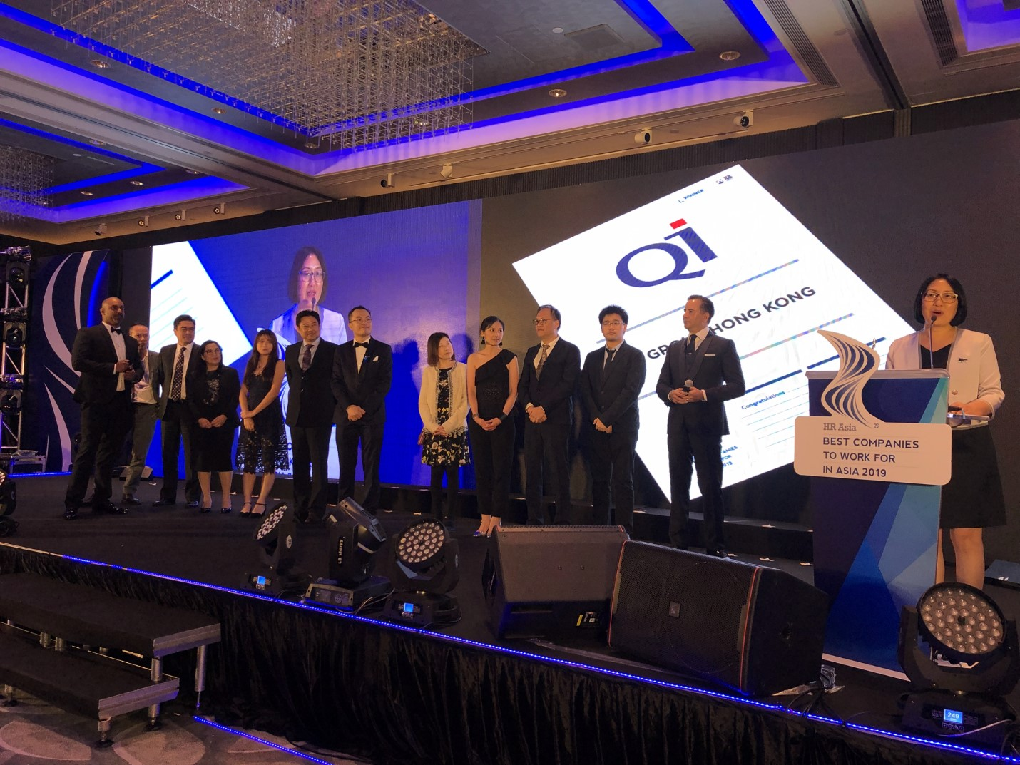 QNET QI Group HR Asia Awards 2019 3