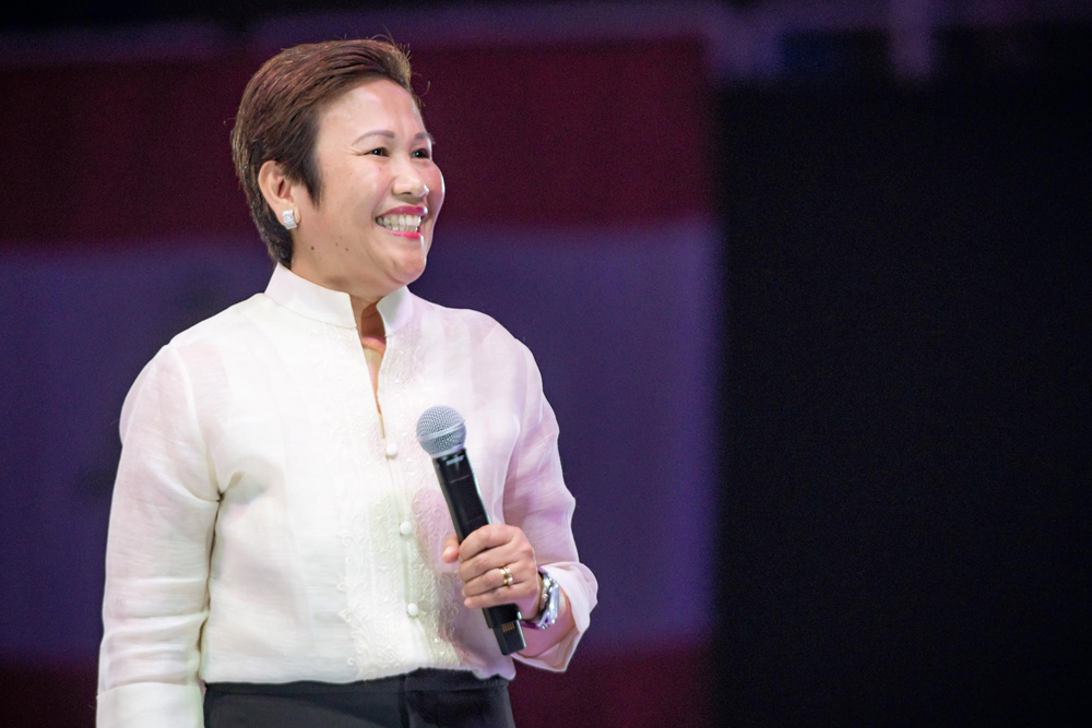 QNET CEO Malou Caluza Shares Her Vision For QNET