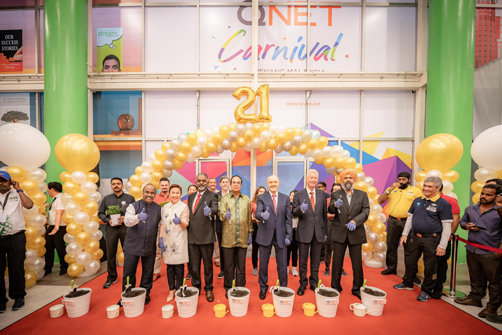 21 Years of Empowering Entrepreneurs Celebrated at V-Malaysia 2019 Grand Opening