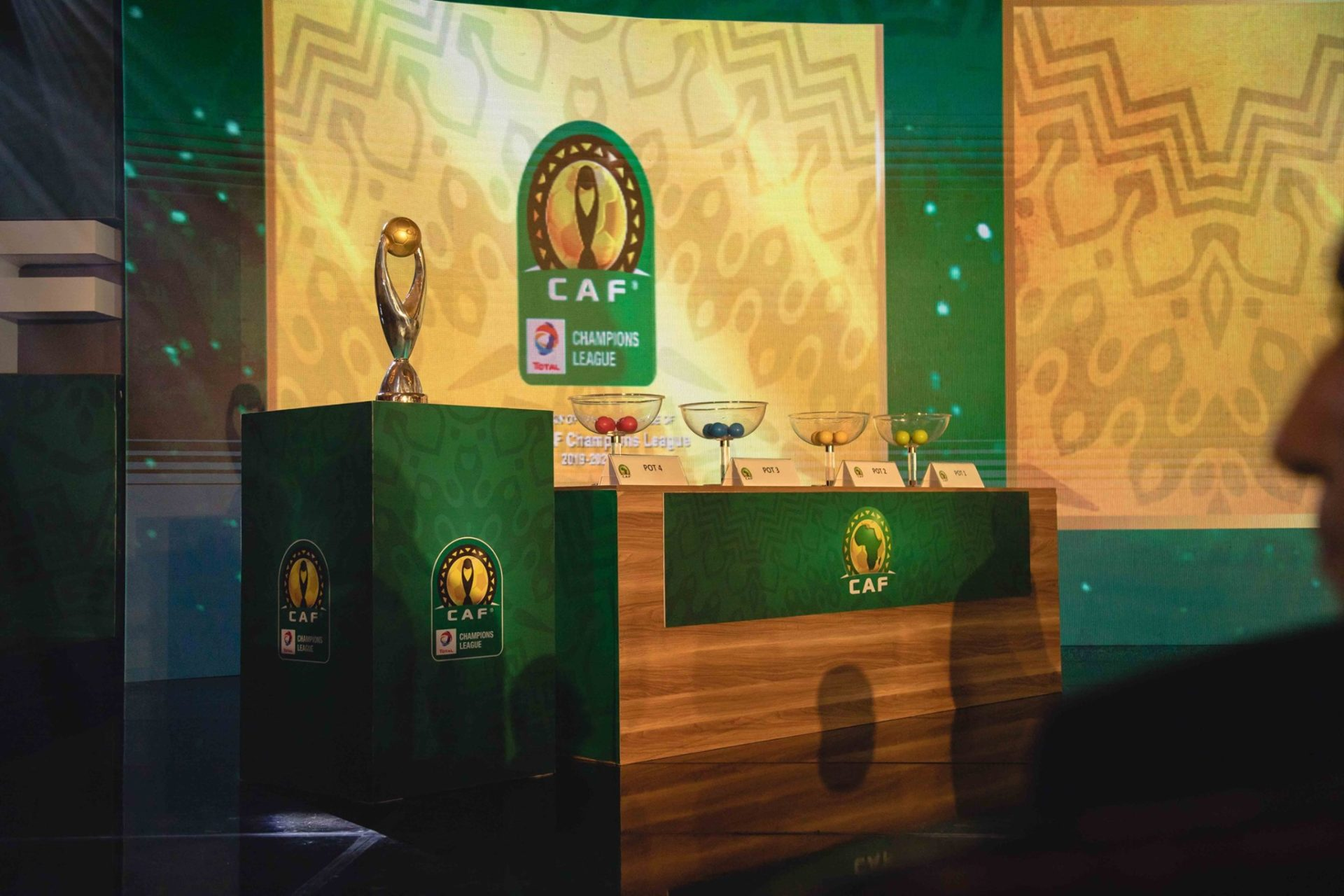 Confédération Africaine De Football Club Program (4)
