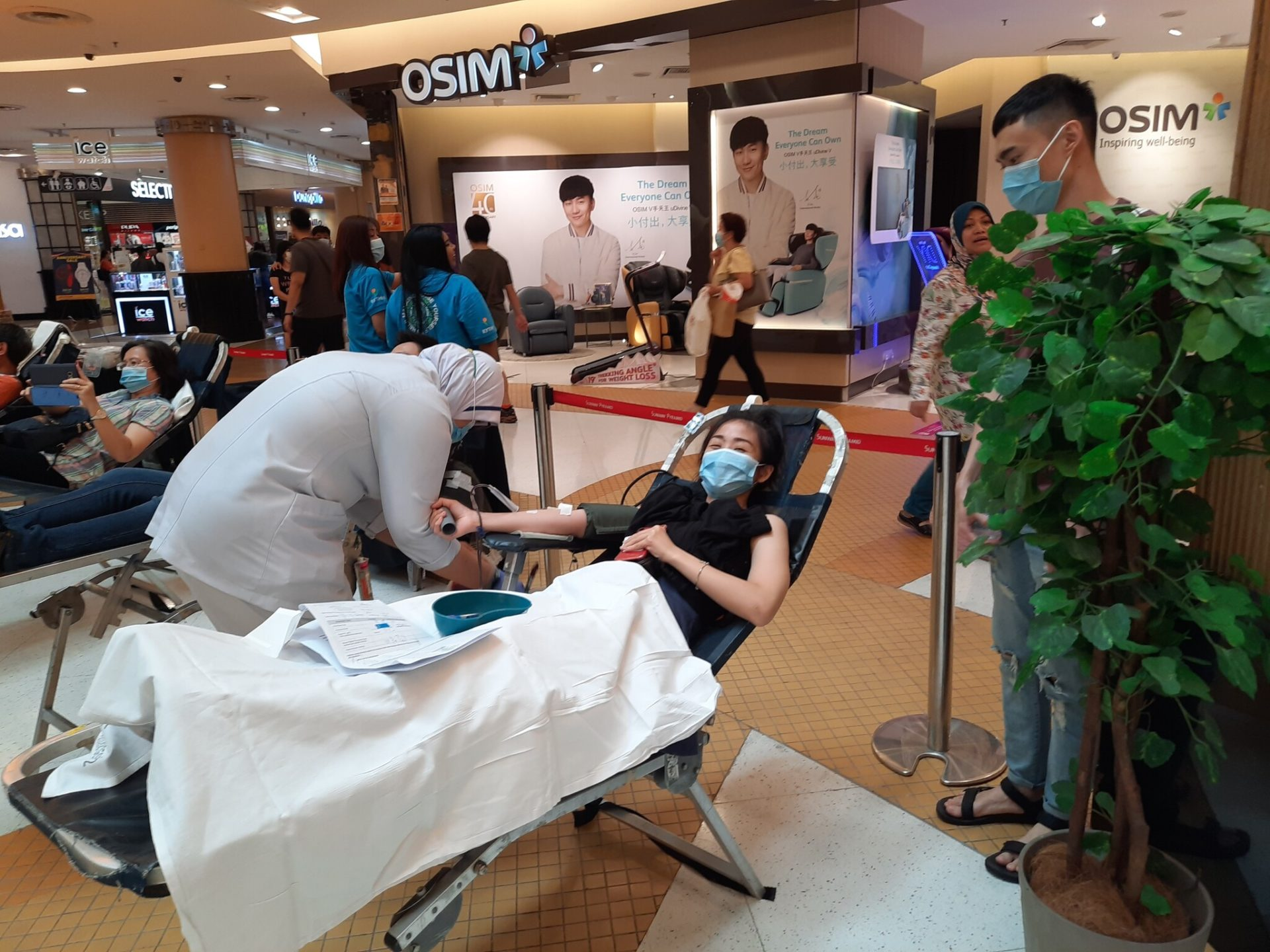 QNET In Malaysia Blood Donation Drive RYTHM (4)
