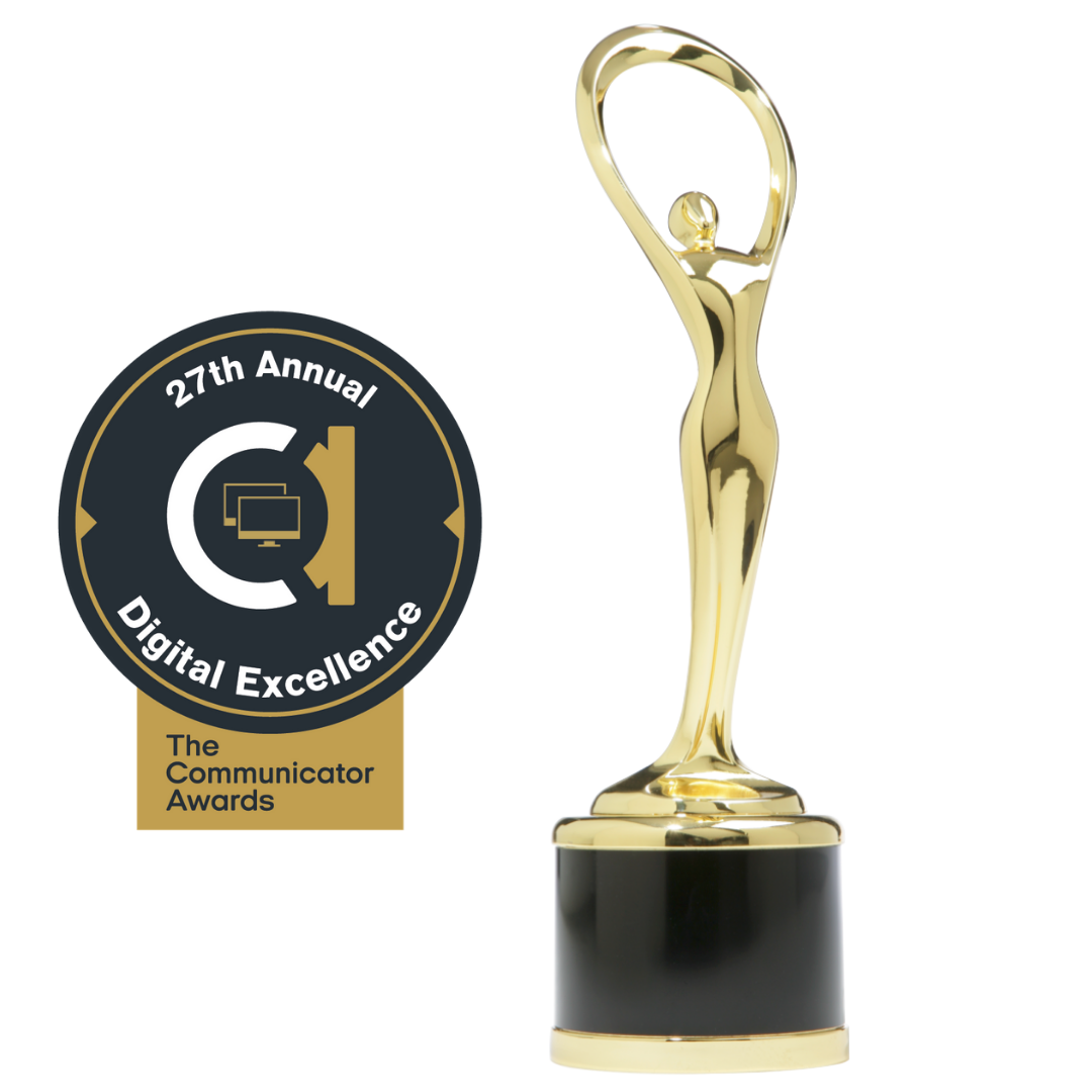 QNET Video Award Of Excellence Communicator Awards 2021